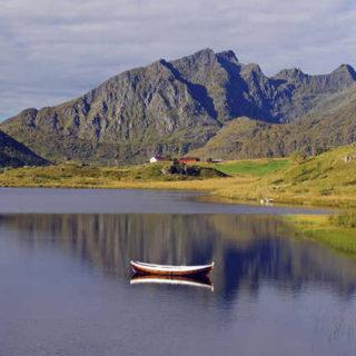 Seenidylle auf den Lofoten - Reinhard Pantke - © Reinhard Pantke