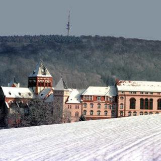 Winterlandschaft im Saarland - www.tourismus.saarland.de
