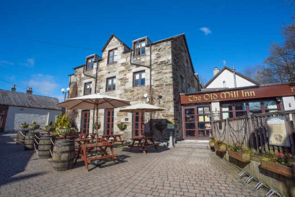 The Old Mill Inn Pitlochry - VisitScotland - © VisitScotland