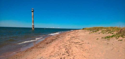 Leuchtturm auf Saaremaa - Rattareisid
