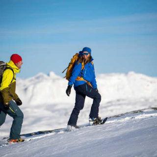Schneeschuhwandern in der Region Valdres - SCANOUT.COM - © SCANOUT.COM