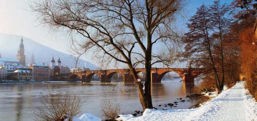 Alte Brücke in Heidelberg - Heidelberg Marketing GmbH - © Heidelberg Marketing GmbH