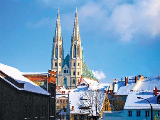 Peterskirche in Görlitz - Roswitha Henning - © Roswitha Henning