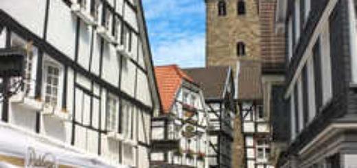 Altstadt von Hattingen - Peter Bartel