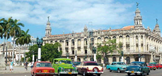 Oldtimer in Havanna - Diana Ruttar