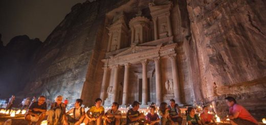 Jordanien Gruppenreise | Tinta Tours Erlebnisreisen