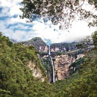 Gocta-Wasserfall - PromPerú - © PromPerú