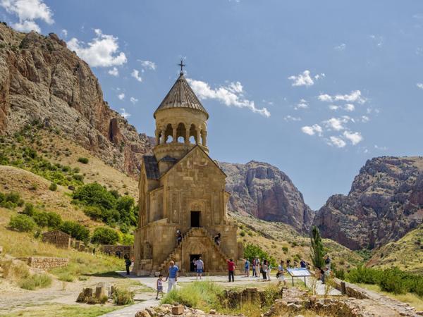 Armenien Erlebnisreisen 2016 / 2017