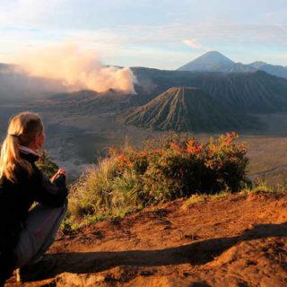 Mt. Bromo - Christiane Flechter