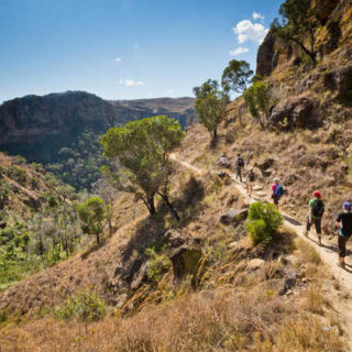 Wanderung im Isalo Nationalpark - Paul Sutton