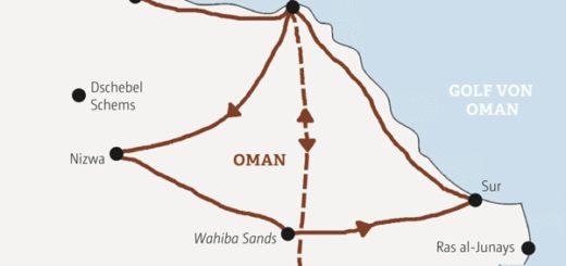 Citytour in Maskat mit Besichtigung des Opernhauses und Besuch des Souks von Muttrah