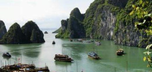 Vietnam – Kambodscha Wichtigste Stationen dieser Rundreise durch Vietnam und Kambodscha: Hanoi
