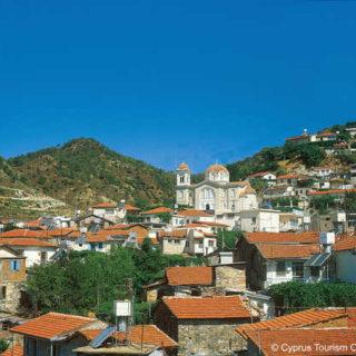 Bergdorf Kakopetria - Cyprus Tourism Organisation - © C. Tourism Organisation