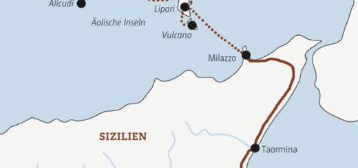 In acht Tagen die Höhepunkte der Äolischen Inseln entdecken