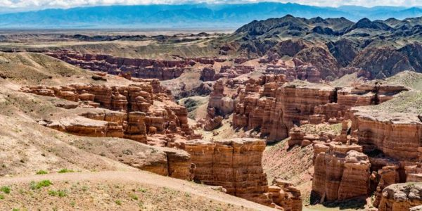 Kasachstan Erlebnisreise | Tinta Tours Erlebnisreisen