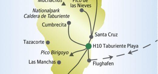 Mit weltoffenen Singles und Alleinreisenden die schönsten Wanderungen auf La Palma erleben