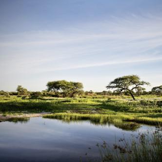 Namibia – Viktoriafälle – Wüste