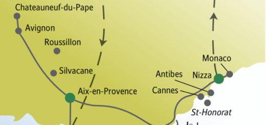 Städtereise nach Aix-en-Provence und Nizza mit anderen weltoffenen Singles und Alleinreisenden