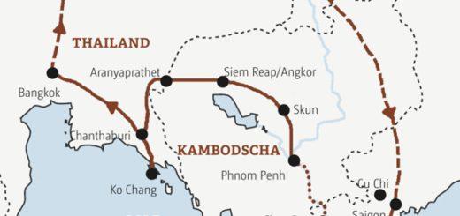 15-tägige Rundreise durch Südostasien