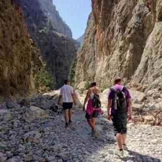Kreta Meist mittlere Wanderungen von bis zu vier Stunden Dauer