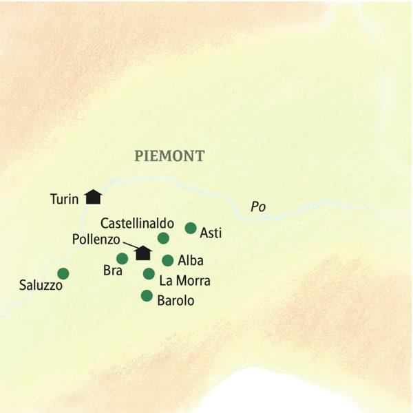 Piemont deutschsprachig gefuehrte Studienreisen 2019