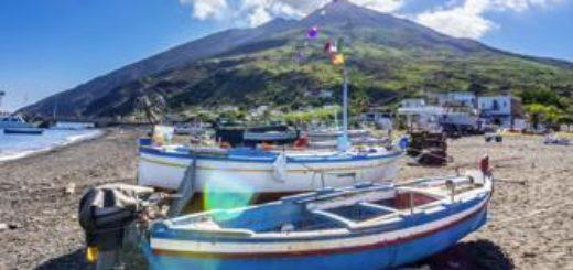 Äolische Inseln deutschsprachig gefuehrte Studienreisen 2021  | Tinta Tours Erlebnisreisen