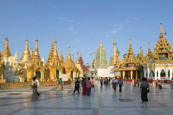 Tinta Tours Erlebnisreisen - Gruppenreise Myanmar 2020 / 2021