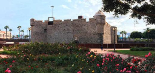 Castillo de la Luz in Las Palmas - Dennis Gowitzke