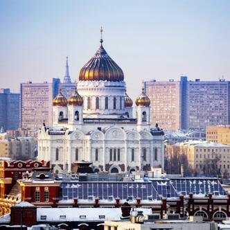 Moskau Erlebnisreisen für Alleinreisende 2020 / 2021