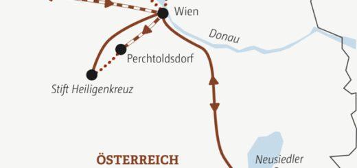 Die Hauptstadt Österreichs und ihre Umgebung bei viel Outdoor-Action erleben Young Traveller