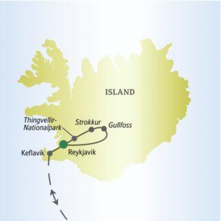 In fünf Tagen Reykjavik im Winter gemeinsam mit weltoffenen Singles und Alleinreisenden erkunden