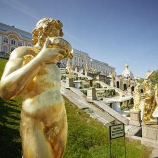 St. Petersburg Kleine Gruppe