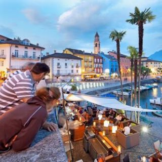 Tessin – Lago Maggiore Geruhsame Studienreise ins Tessin – mit Ausflügen nach Italien