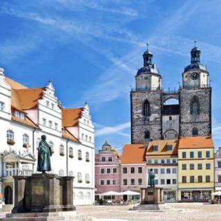 Thüringen & Sachsen-Anhalt Neun Welterbestätten der UNESCO in acht Tagen erleben