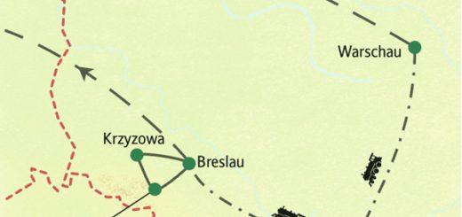Studienreise nach Polen mit Übernachtungen in Warschau