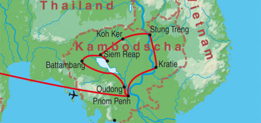 Gruppenreise Faszination Kambodscha