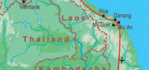 Gruppenreise Die große Indochina Reise - Laos, Vietnam & Kambodscha