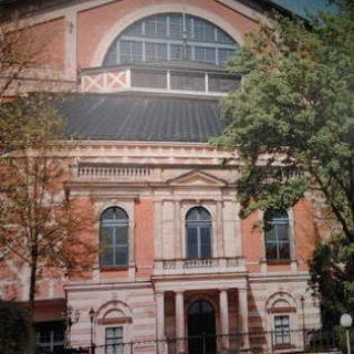 Festspielhaus Bayreuth - Stefan Heyder
