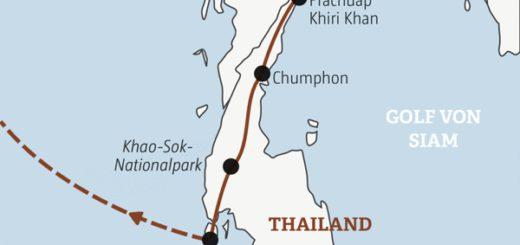 Tempel und Traumstrände: Gut zwei Wochen auf Entdeckertour durch den spannenden Süden Thailands Young Traveller