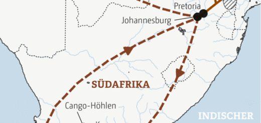 Eine kompakte Rundreise in gut zwei Wochen durch Südafrika
