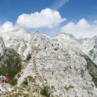 Peaks of the Balkans 12 Tage - Grenzenlos durch Albanien