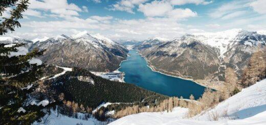 Schneeschuhwandern am Achensee zwischen Rofan und Karwendel Gruppenreise 2020/2021 Tirol