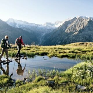 Berliner Höhenweg - der alpine Klassiker hoch über dem Zillertal Gruppenreise 2020/2021 Tirol