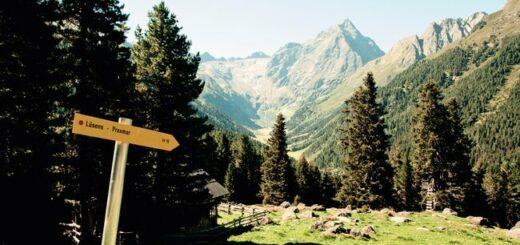 Sellraintaler Hüttenrunde Gruppenreise 2020/2021 Alpen