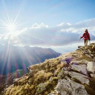 Die Ötztaler Alpen sportlich erwandern Gruppenreise 2020/2021 Alpen