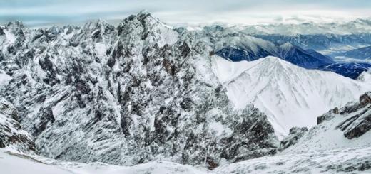 Ski-Transalp: Alpenüberquerung Garmisch - Meran für Skitourengeher Gruppenreise 2020/2021 Alpen