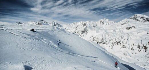 Tiefschneekurs für Einsteiger im Tiroler Pitztal Gruppenreise 2020/2021 Alpen