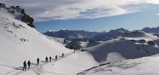 Skitouren in den Kitzbüheler Alpen Gruppenreise 2020/2021