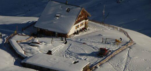 Silvester in den Sellrainer Bergen Gruppenreise 2020/2021 Alpen