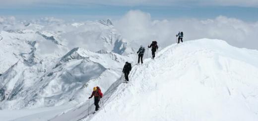 Aufbaukurs Skitouren mit Besteigung Großvenediger (3.666 m) Gruppenreise 2020/2021 Alpen